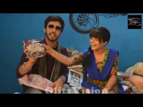 Manish Goplani & Jigyasa Singh Gift segment FINAL PART   Thapki Pyar Ki