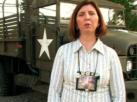 Blue star mothers aid army military families