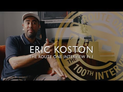 The 100th Route One Interview: Eric Koston Pt.1