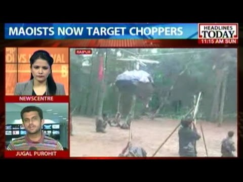 Maoists' training video seized in Chhattisgarh
