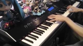 【ピアノ】 「unravel」 を弾いてみた 【東京喰種Tokyo Ghoul OP】