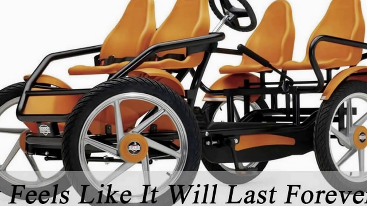 Bikes That Look Like Cars For 4 People Great Wheel Bicycle