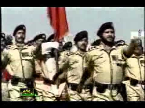Pak Army Song Allah Ho Akbar.flv video