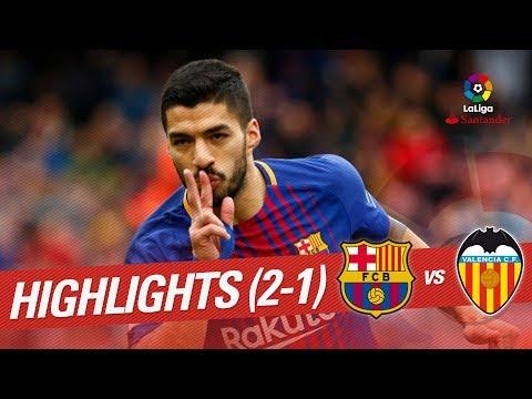 Resumen de FC Barcelona vs Valencia CF (2-1) thumbnail