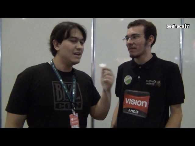 IEM Sao Paulo 2012 - Entrevista com Naske / KT-B