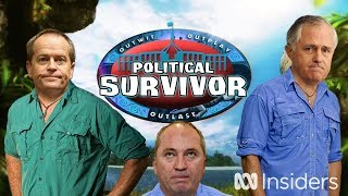 Political Survivor: Outwit, Outplay, Outlast