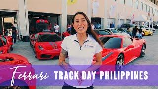 Ferrari Philippines Track day at Clark (2018)
