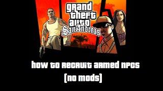 Watch Peds Guns video