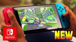 Fortnite On Nintendo Switch (DOWNLOAD NOW!)
