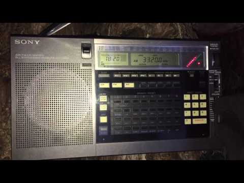 DXpedition: Radio Sonder Grense 3320 kHz South Africa - first reception on 90 m
