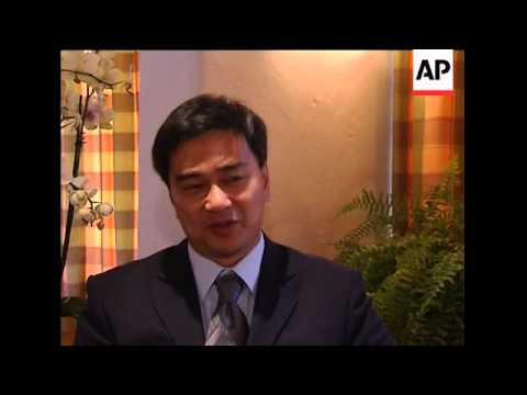 Thailand PM says no threat of his govt being ousted in coup
