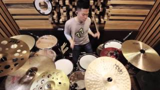 Echa Soemantri - Sheila On 7 Medley (Drum Reinterpretation)