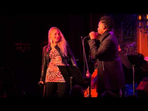 GREGORY HANEY with SOPHIE MOSHOFSKY singing WHITE GURL WASTED by Carner & Gregor - 54 Below
