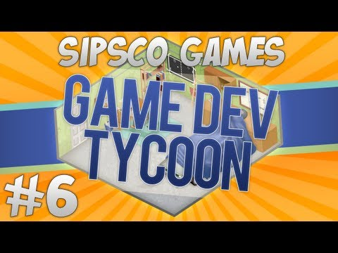 Game Dev Tycoon - Part 6 - Steamy Swords