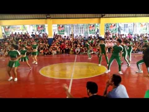 ABE International Business College - Taft Campus cheer dance2014