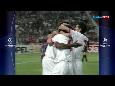 Milan 4-0 Barcelona | UEFA Şampiyonlar Ligi En İyi 50 Maç No: 13