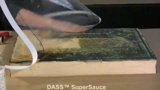 Inkjet Transfer to Wood / SuperSauce