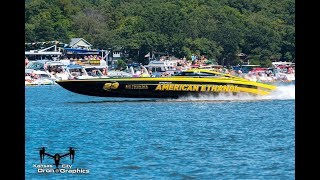 Lake of the Ozarks Shootout Boat Race 2017