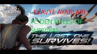 RULES OF SURVİVAL PC