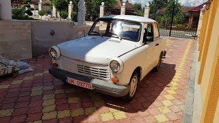 Prezentare Trabant - 1991 - Motor De Volkswagen