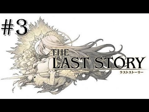 The Last Story Walkthrough [ENG] Part 3