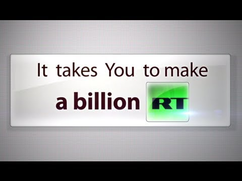 1 Billion Views: 1 Billion Thanks (music by Peter Nalitch)