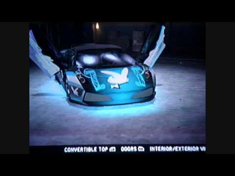 Cool Midnight Club L.A. Cars