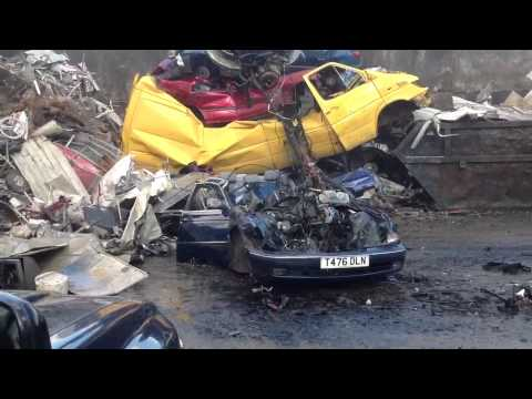 BMW 528i SE -THE END - RIP 27-04-2012