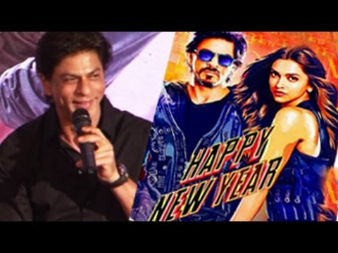 Happy New Year Official TRAILER | Shahrukh Khan REVEALS it ALL