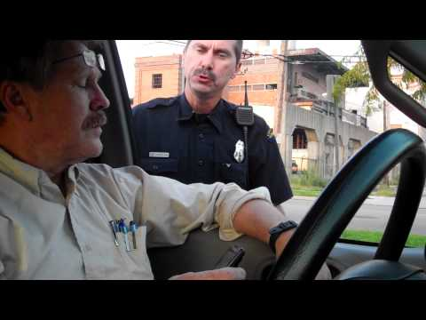 Dayton Cop Flunks test