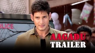 Aagadu - Trailer ft.Tamannaah Bhatia, Sonu Sood, Mahesh Babu & Brahmanandam