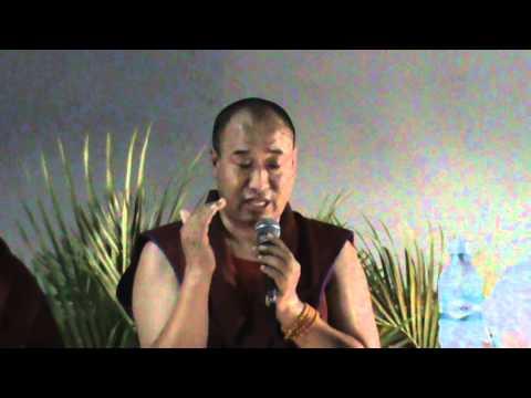 Geshe Tenzing Mnagua Nicaragua 2011-video Nº 3