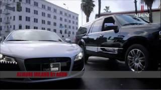 2009 Akon Concert  intro  HD FILM 4 Min.