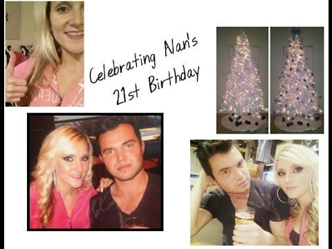 Hubbys Birthday + Our Christmas Tree!