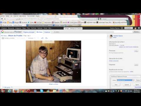 Utilizar Albumes Web de Picasa para mis imágenes o fotos en posts de Taringa o Foros.