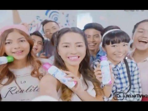 Bintang Iklan Posh Perfume Body Spray