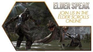 Elder Speak - Join EG in Elder Scrolls Online