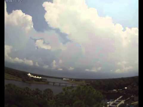 Bridge Camera 2015-08-21: Marine Science Station