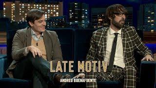 LATE MOTIV - Quique Peinado y José Lasa | #LateMotiv301