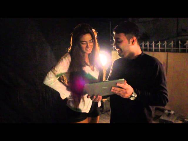 Making of Jhootha | Mathira ft. Arbaz Khan | Behind The Scenes