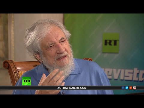 Entrevista con Claudio Naranjo, psiquiatra chileno