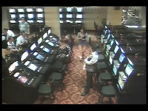 камеры наблюдения в казино