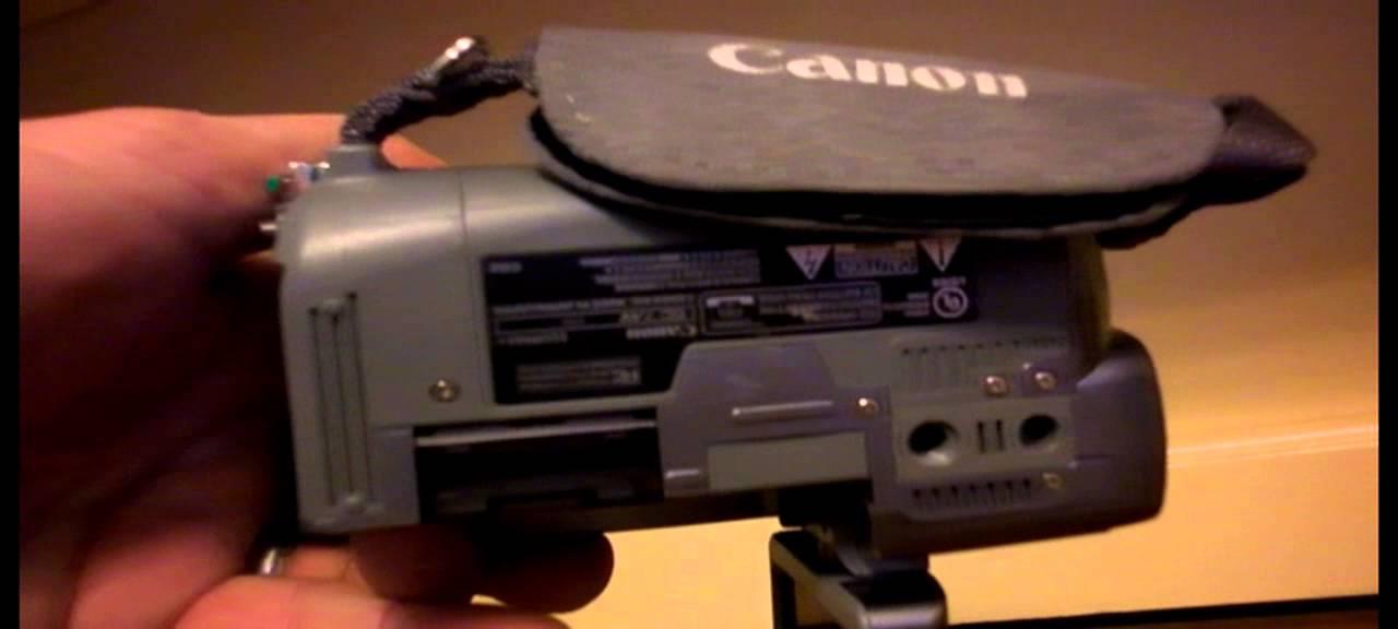 Canon Elura 80 Mini dv sd