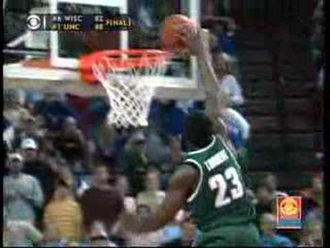 Michigan State Spartan Basketball Torbert Block Kentucky '05 Video