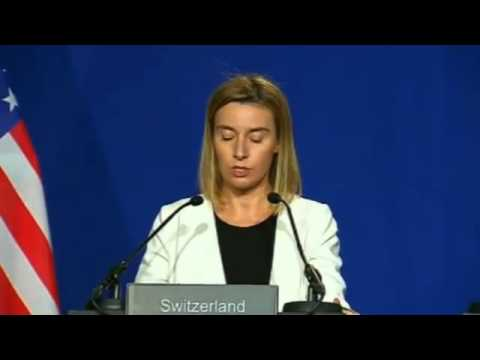EU Minister Announces Iran Will Be Limited to a Single Uranium Enrichment Facility