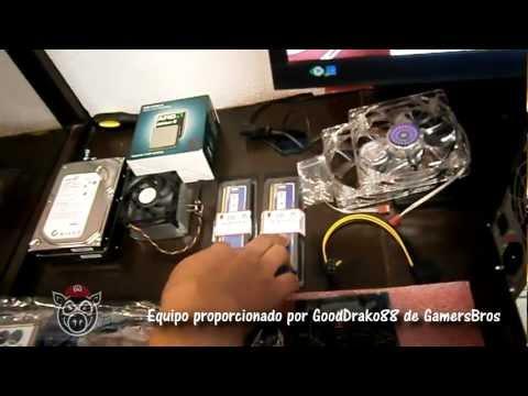 Como ensamblar una computadora tipo Gamer intermedio AMD
