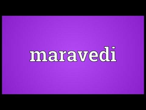 Header of maravedi