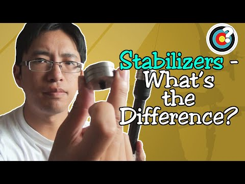 Archery   Stabilizers - What's the Difference?