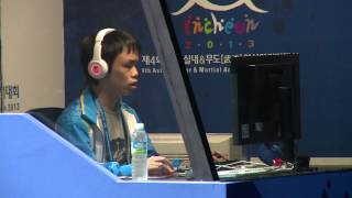 4th Asian Indoor & Matial Arts Game Incheon 2013 e-Sports