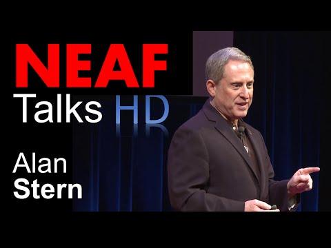 Alan Stern   The Exploration of Pluto   NEAF Talks
